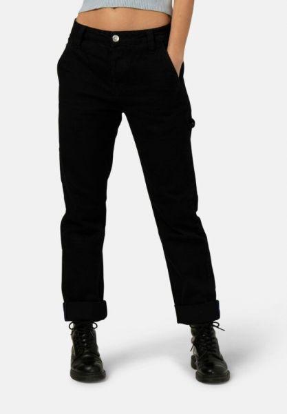 WILL WORKS Hose/Jeans dip black