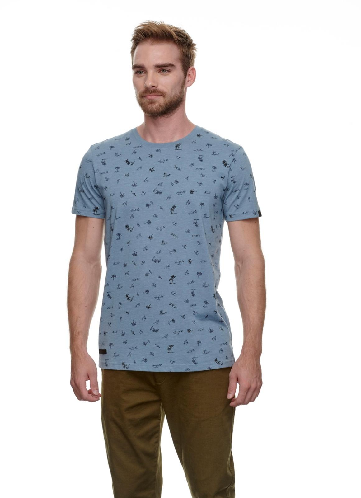 RAGWEAR-SCORIE-T-Shirt-stone-blue