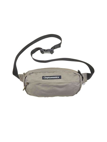 CLEPTOMANICX- HIPBAG TAP S - Tasche dusty olive