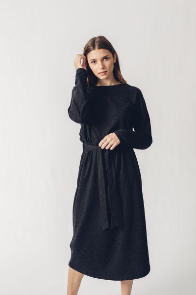 SKFK - KEMENA DRESS Kleid 2N black