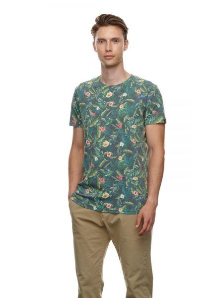 RAGWEAR - SWAN T-Shirt green