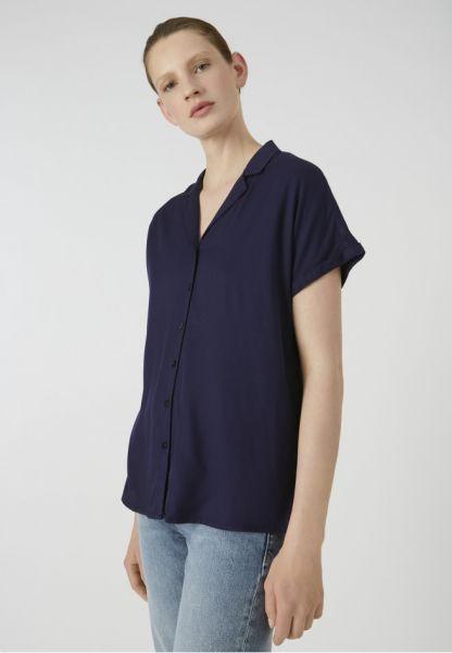 ARMEDANGELS - ILONAA Bluse/ Shirt evening blue