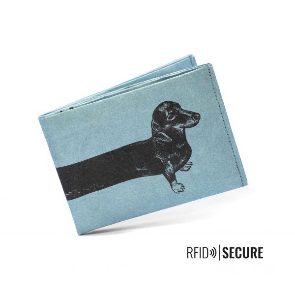 PAPRCUTS - SAUSAGE DOG RFID SECURE Portemonnaie