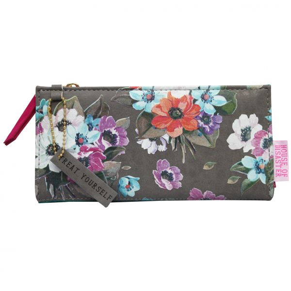DISASTER DESIGNS - PETAL TREAT YOURSELF Wallet