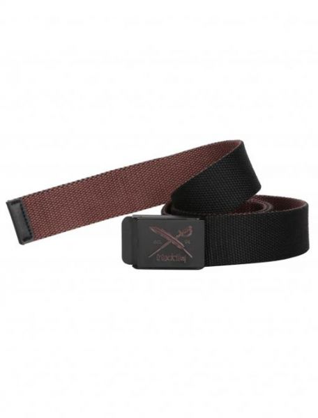 IRIE DAILY - FLIP THE SIDE  BELT Gürtel chestnut