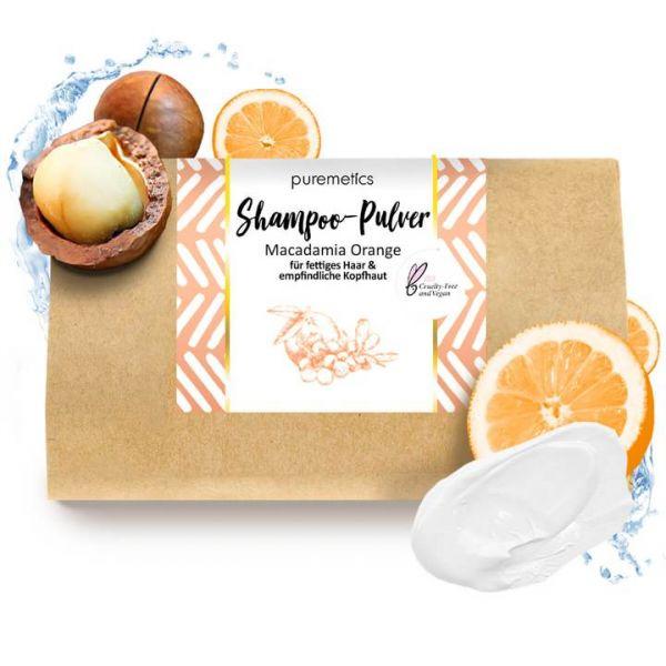 Puremetics - Shampoo 'Macadamia Orange'