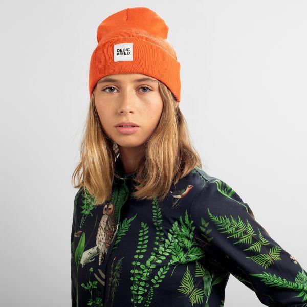 DEDICATED - KIRUNA BEANIE Mütze orange