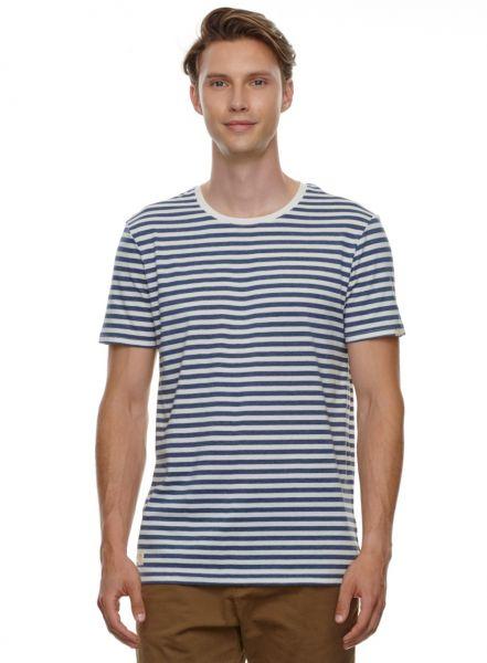 RAGWEAR - paul stripe ORGANIC T- Shirt