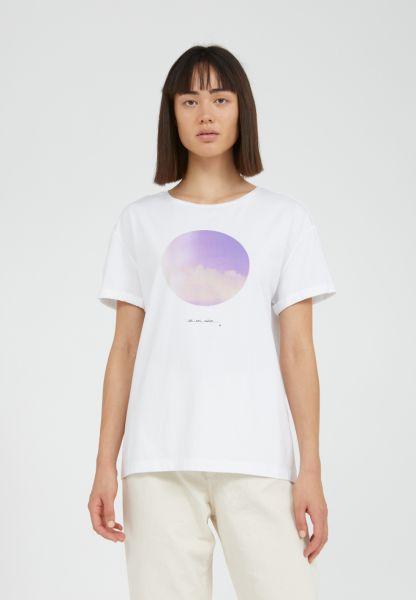 ARMEDANGELS - NAALIN ALPACAS Shirt white