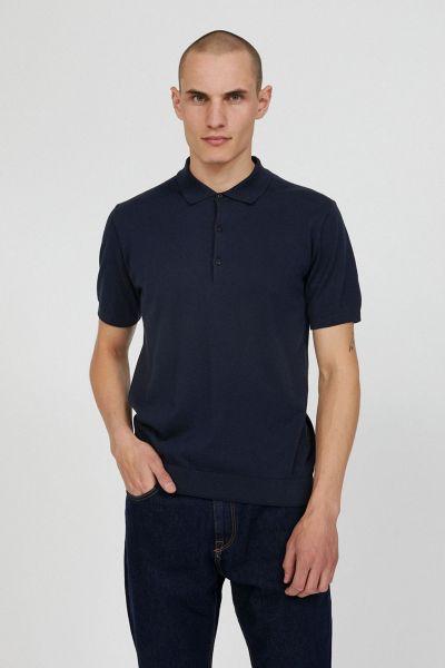 ARMEDANGELS - PAALO T-Shirt depth navy