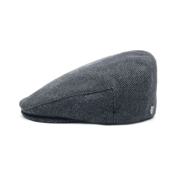 BRIXTON - HOOLIGAN SNAP CAP grey/ black