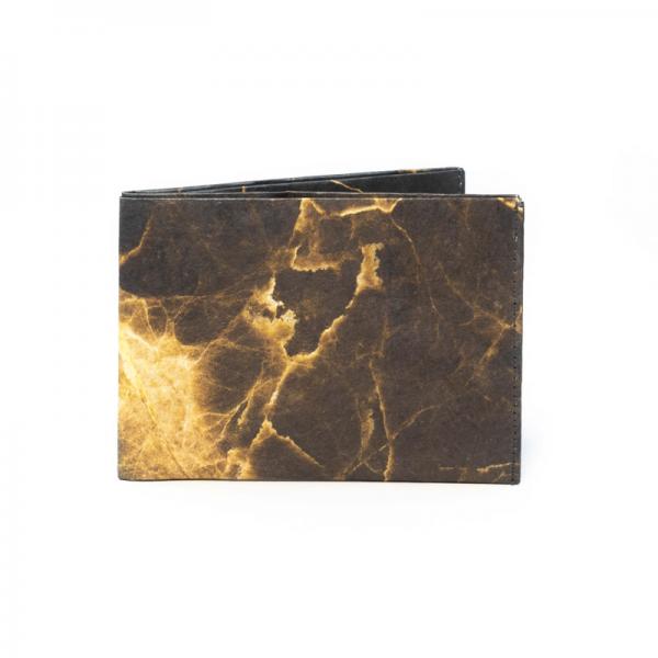 PAPRCUTS - BLACK MARBLE Portemonnaie