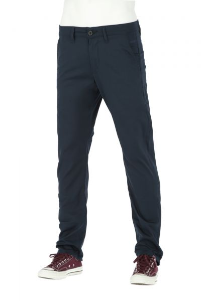 REELL - STRAIGHT FLEX CHINO pc navy