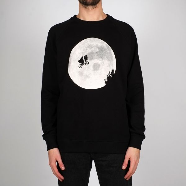DEDICATED - MALMOE ET MOON Sweatshirt black