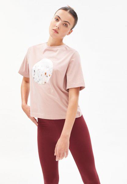 ARMEDANGELS - LAYAA FIELDS T-shirt kinoko