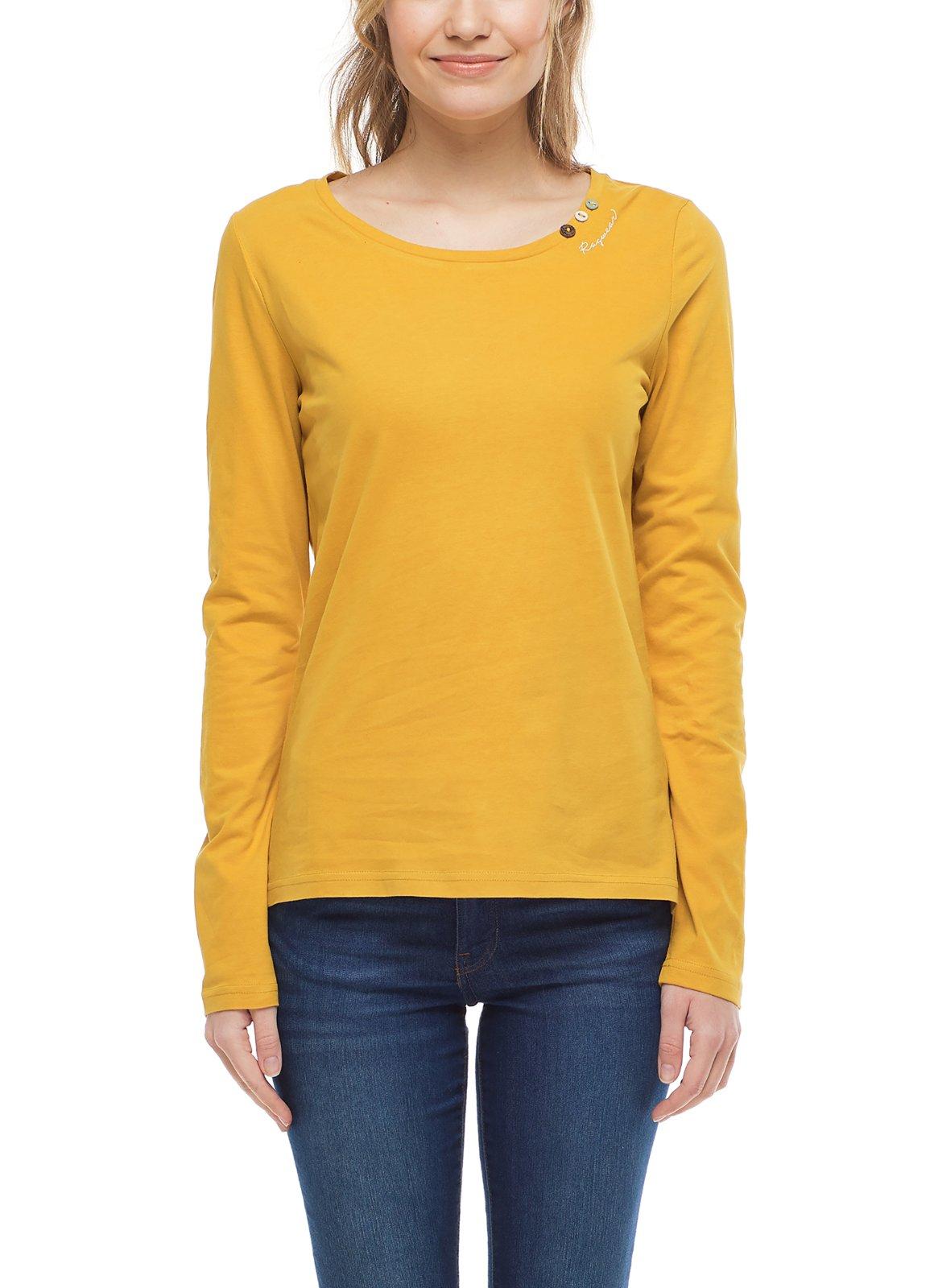 RAGWEAR-FLORAH-LONG-B-ORGANIC-T-Shirt-honey