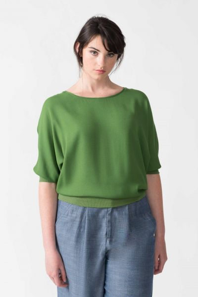 SKFK - EDABE Shirt G6 olive green