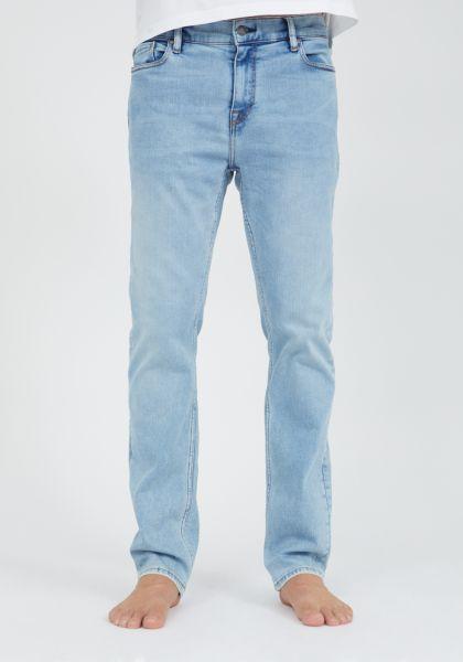 ARMEDANGELS - IAAN X STRETCH SLIM FIT Jeans adriatic sea
