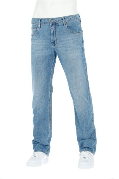 REELL - LOWFLY Jeans light blue wash