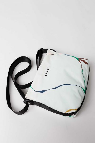 SKFK - XIC BAG Tasche 10 water print white