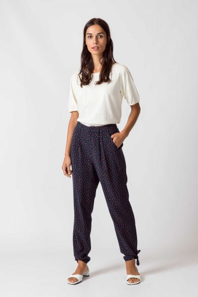 SKFK - ITZI TROUSERS Hose R5 seeds red