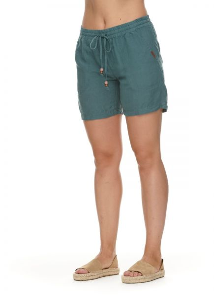RAGWEAR - KEITO ORGANIC Short dusty green