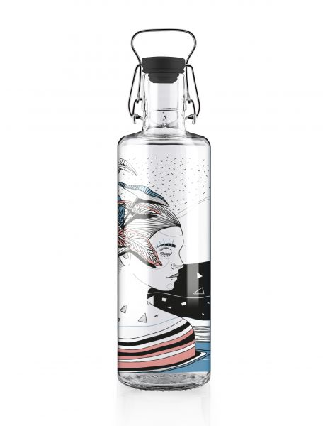SOUL BOTTLES - SPIRIT OF NATURE Trinkflasche 1,0l