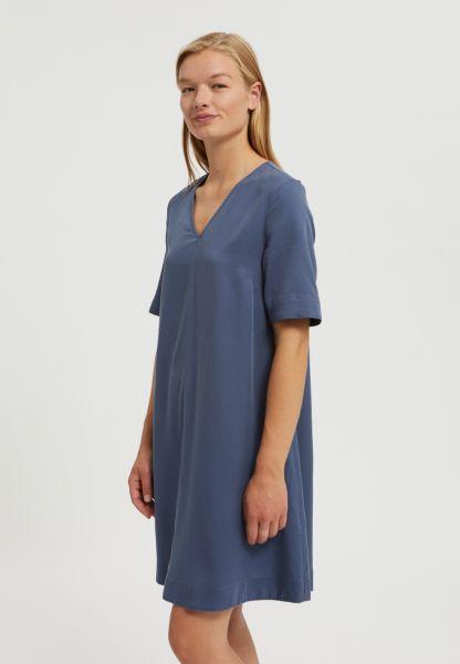 ARMEDANGELS - AAMAYA Kleid foggy blue
