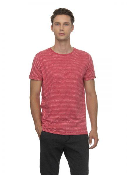 RAGWEAR - STEEF T- Shirt red
