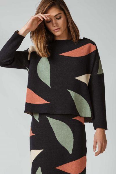 SKFK - KARLE SWEATER Pullover ML multicolor