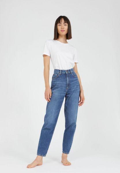 ARMEDANGELS - MAIRAA HIGH WAIST Jeans deep ink