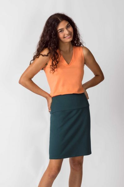 SKFK - HAMABOST T-Shirt N5 coral