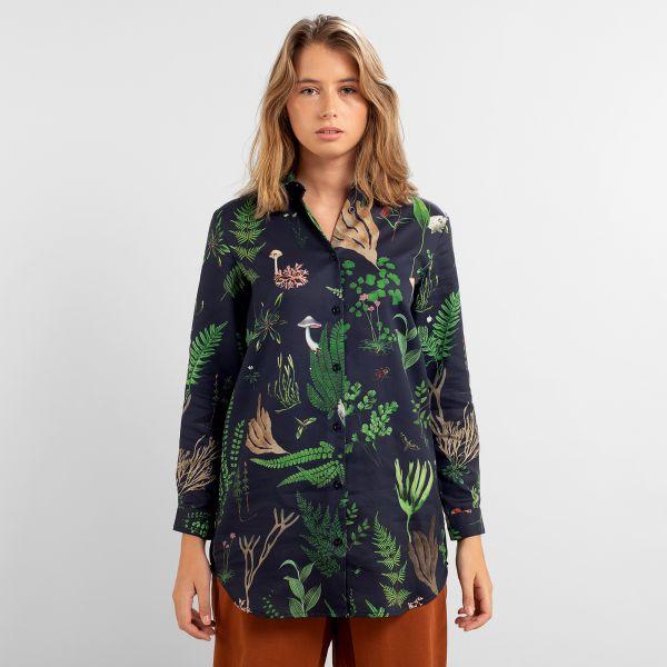 DEDICATED - SECRET GARDEN FREDERICA SHIRT Shirt multi color