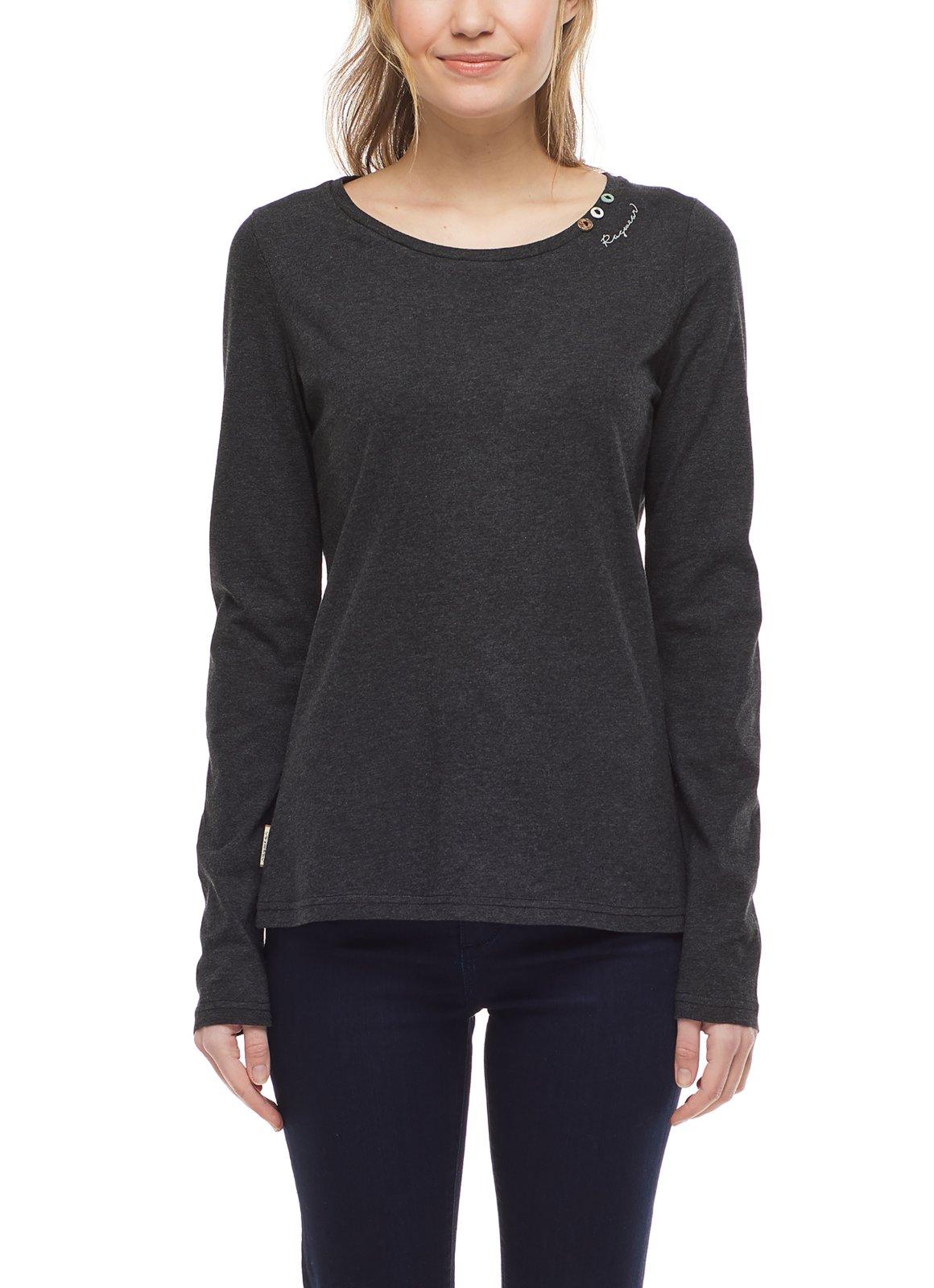 RAGWEAR-FLORAH-LONG-B-ORGANIC-T-Shirt-dark-grey