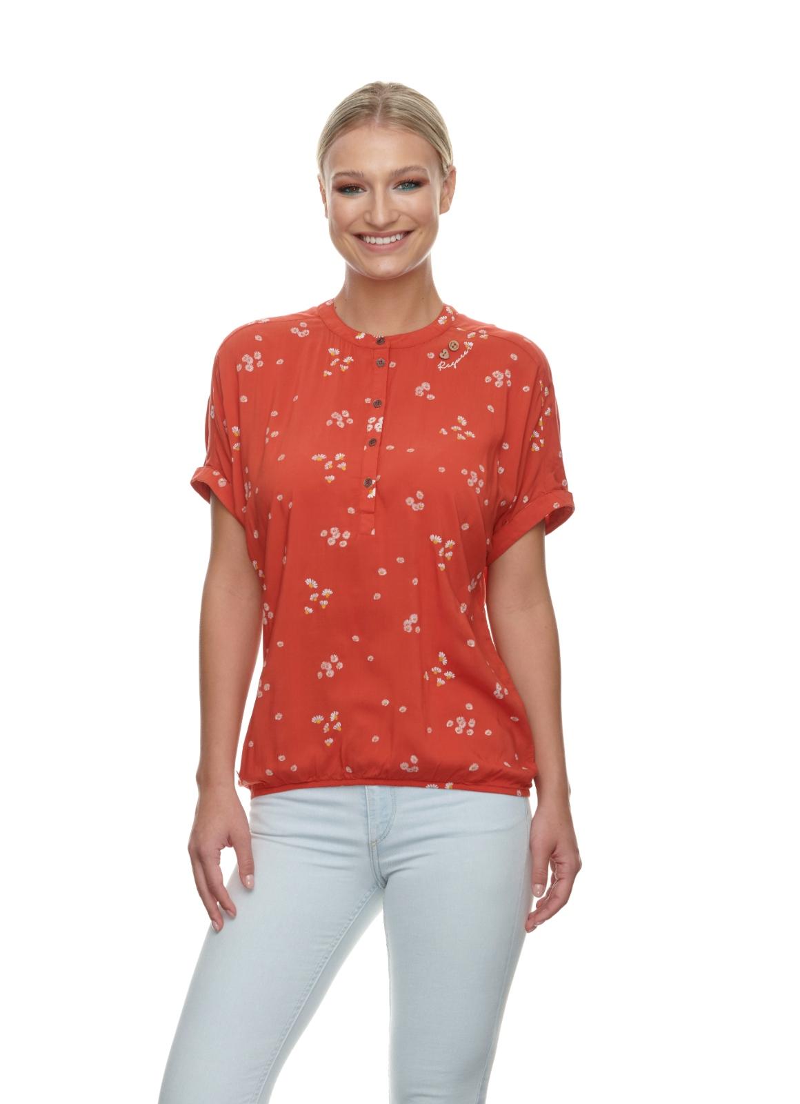 RAGWEAR-RICOTA-CAMOMILE-Shirt-chili-red
