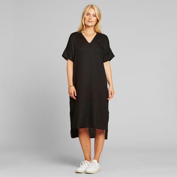 DEDICATED - KAFTAN LYSEKIL Dress Kleid black