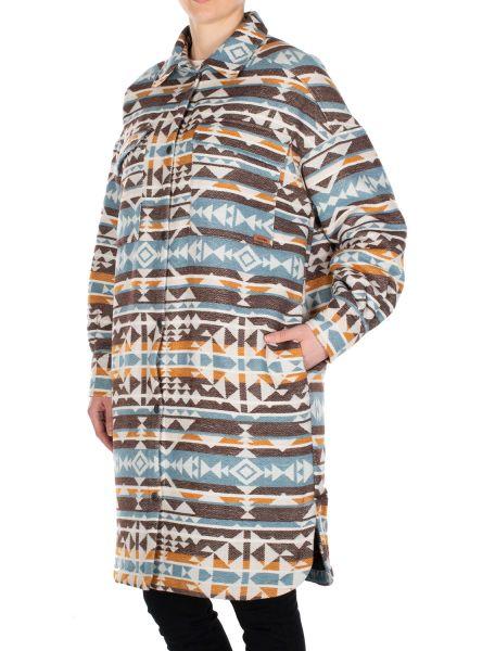 IRIEDAILY - TEAM SHERPA COAT Jacke camel