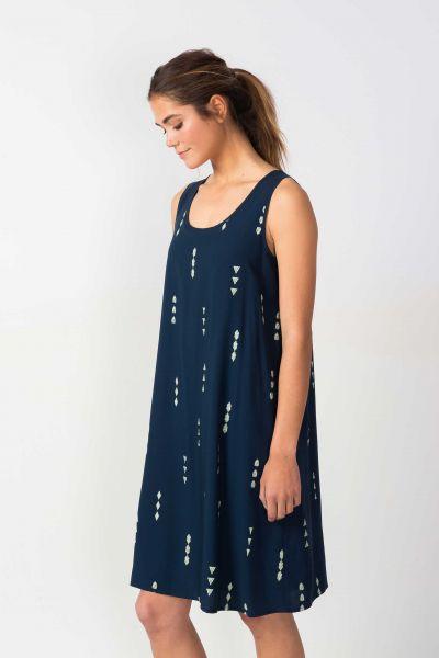 SKFK - RETY DRESS Kleid B9 dark blue