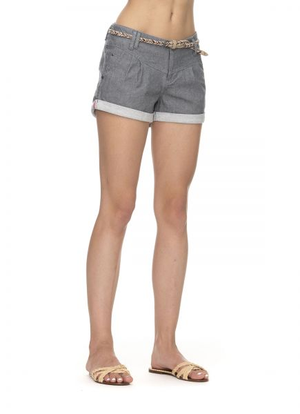 HEAVEN A Shorts grey