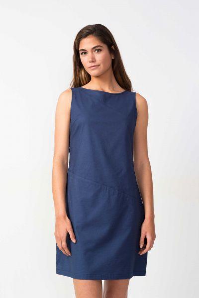 SKFK - MARSKE DRESS Kleid navy blue