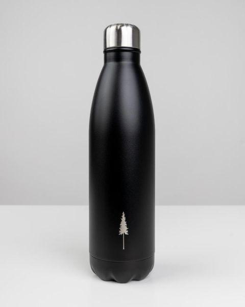 NIKIN - TREEBOTTLE Trinkflasche black 0,75l