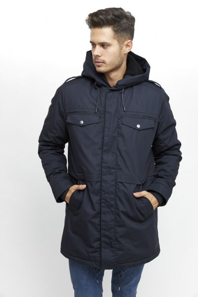 MAZINE - WARRINGTON PARKA dark navy