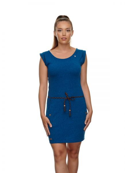 RAGWEAR - TAG DRESS Kleid navy
