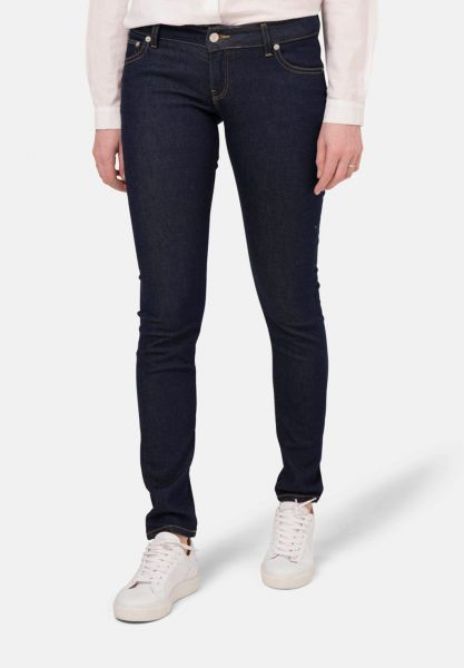MUD JEANS- SKINNY LILLY Jeans stronge blue