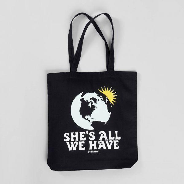 DEDICATED - TOREKOV ALL WE HAVE Tote Bag