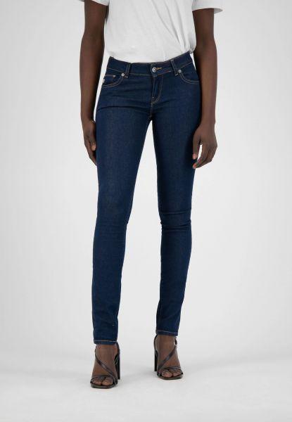 MUD JEANS- SLIM LASSEN Jeans stone black
