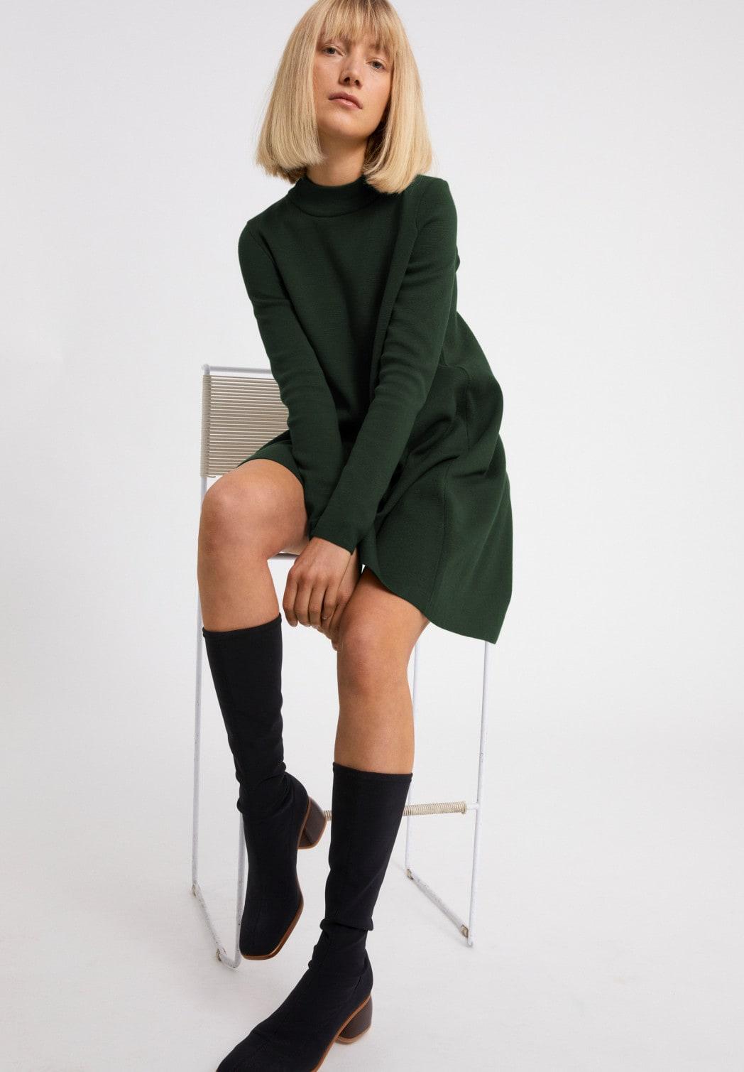 ARMEDANGELS-FRIADAA-Kleid-vintage-green-3