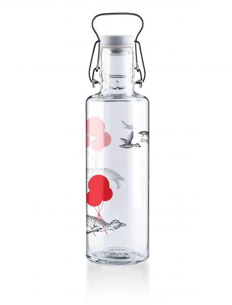 SOUL BOTTLES - FLUG DER PINGUINE Trinkflasche 0,6l