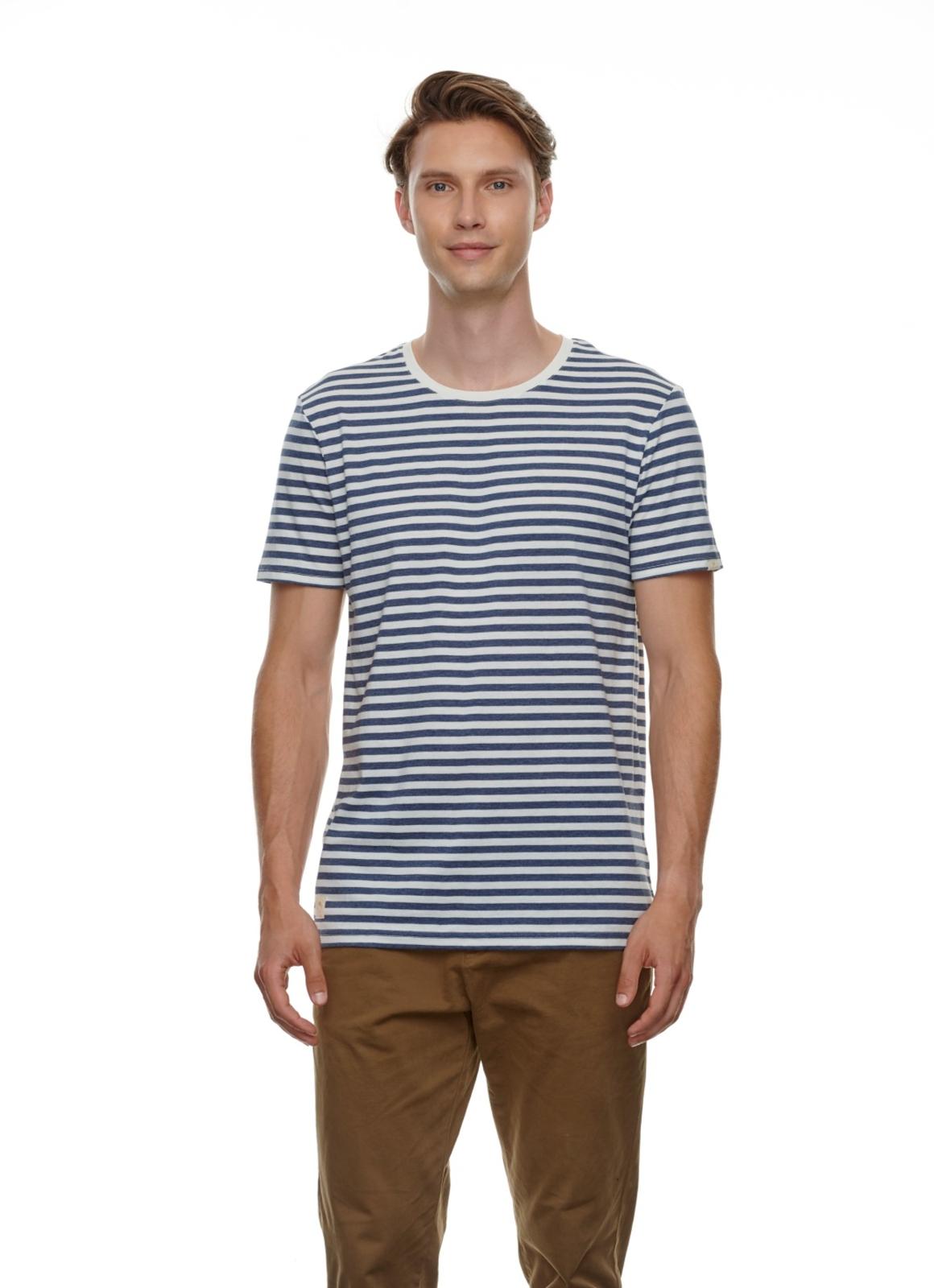 RAGWEAR-PAUL-STRIPE-ORGANIC-T-Shirt-indigo