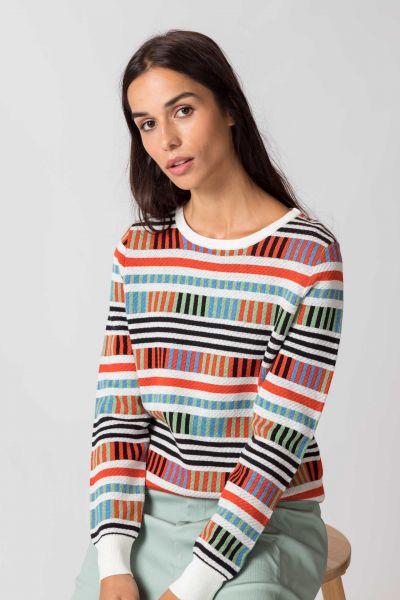 SKFK - IRADI SWEATER Pullover ML multicolor